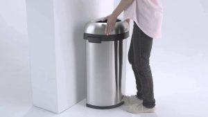 entretien poubelle cuisine