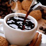 buveur café