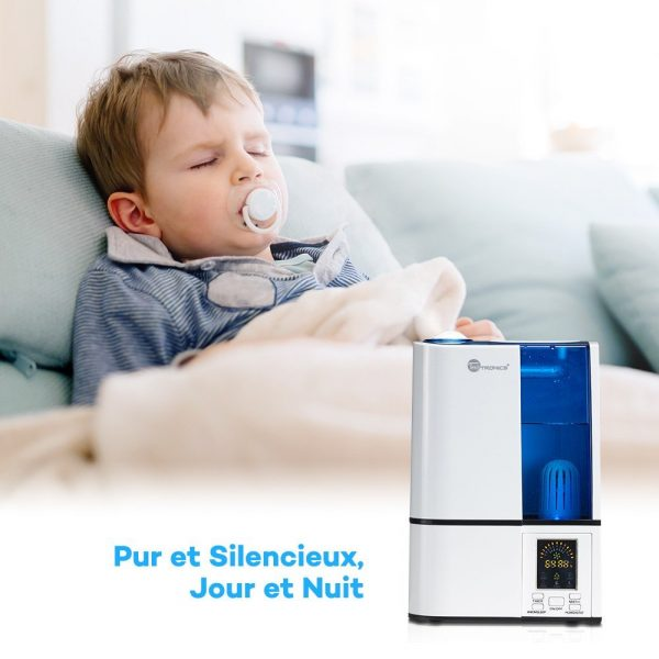 humidificateur d'air ultrasonique