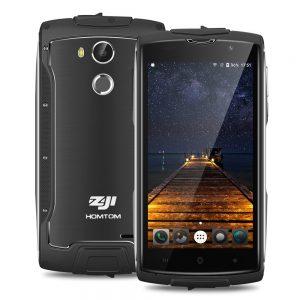 portable étanche Homtom Zoji Z7