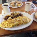 omelette carnivore