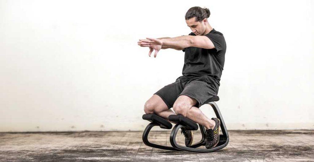 siege-assis-genoux reglage
