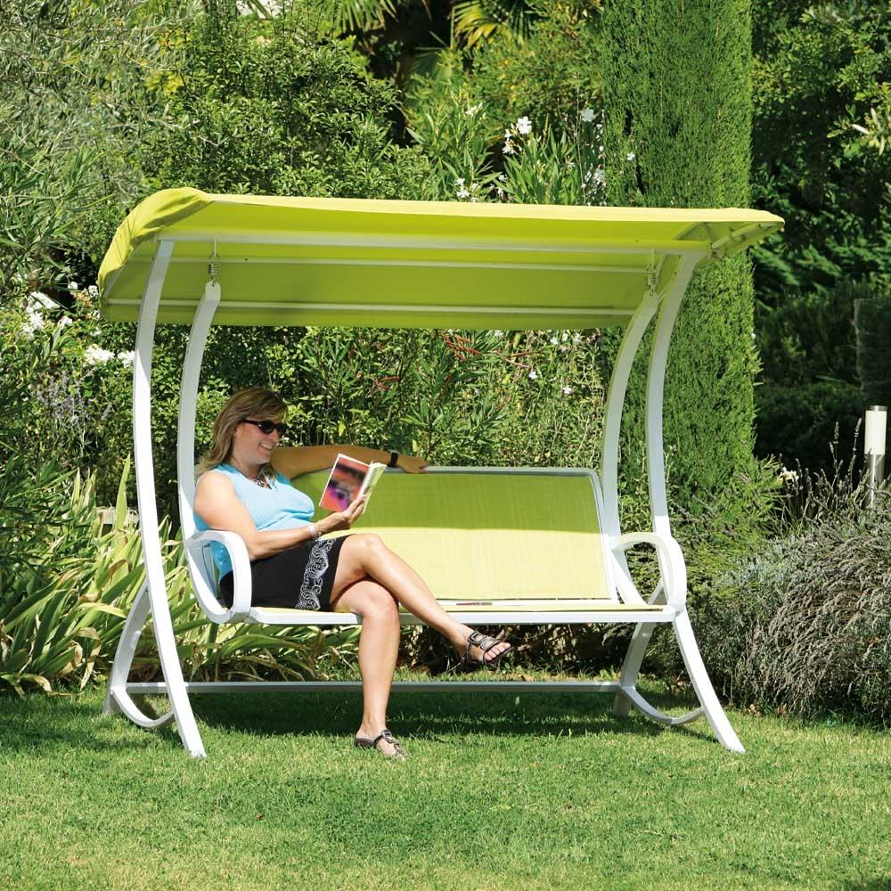 Balancelle de jardin: Guide d\'achat, Test/avis. Meilleur ...