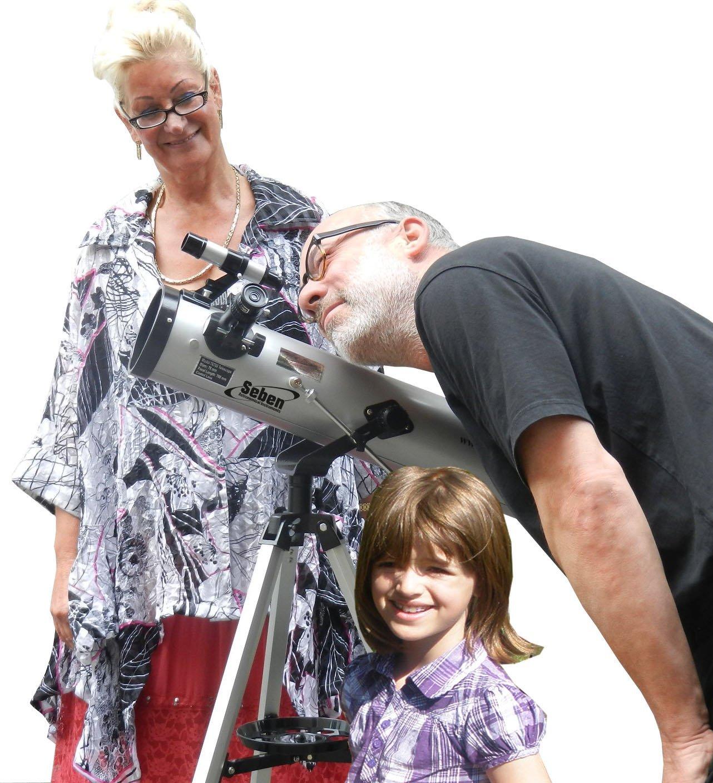 Le télescope réflecteur
