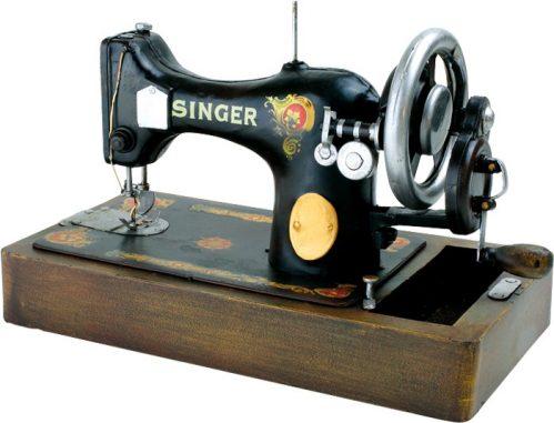 machine à coudre signer mécanique