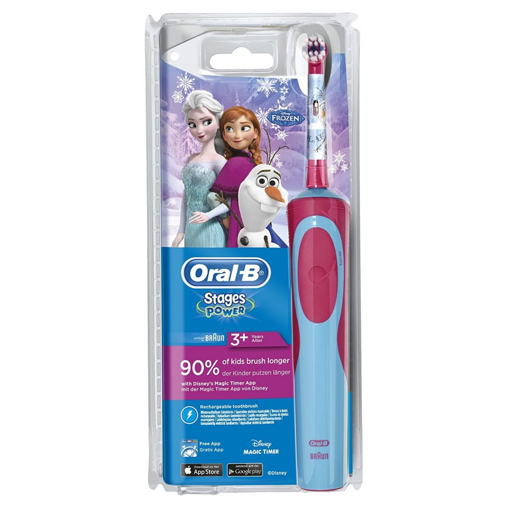 Brosse à dents électrique Oral-B Stages Power