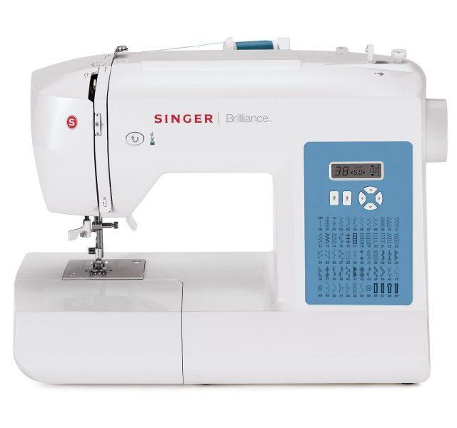 Machine à coudre Singer Brilliance 6160