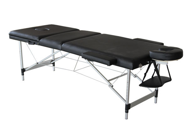 TABLE DE MASSAGE aluminium