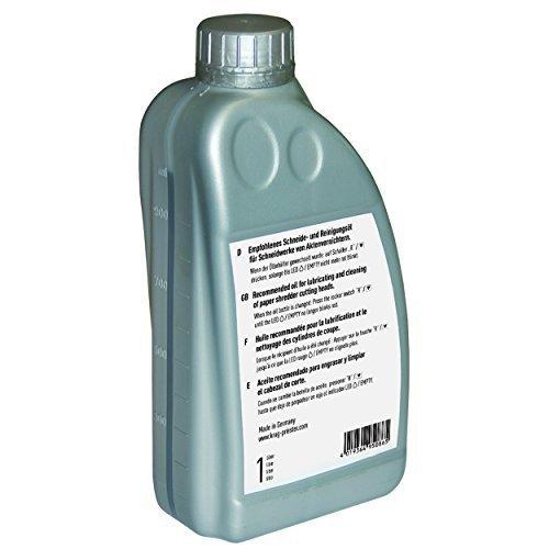 huile de lubrification