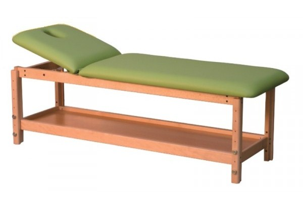 table-de-massage-fixe-en-bois 1