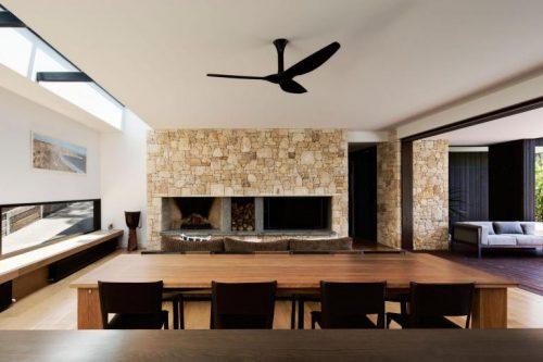 ventilateur-de-plafond plafond