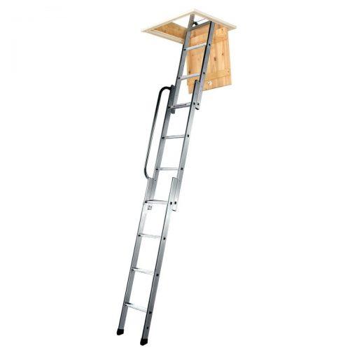 Easiway Escalier de grenier coulissante