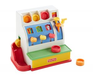 Caisse enregistreuse jouet Fisher Price — 72044-0 img
