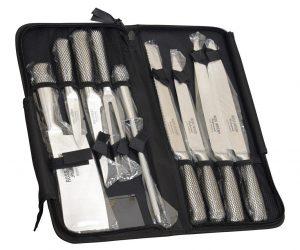 Lot de couteaux de chef Eclipse Ross Henery Professional (9 pièces) img