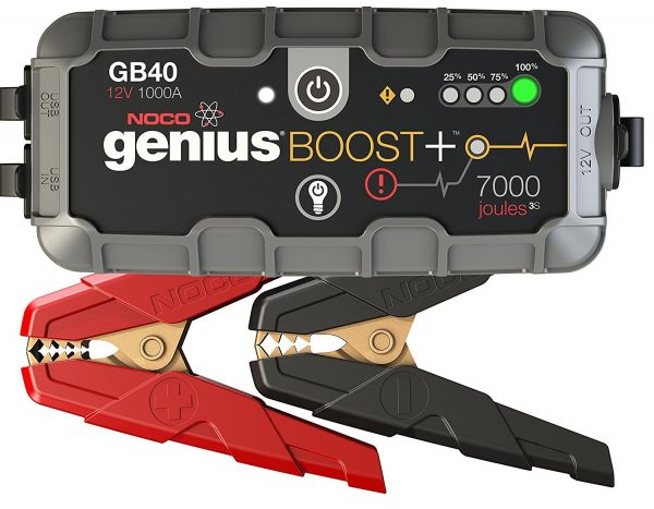 chargeur de batterie d'auto moto Noco GB40 Genius Ultrasafe