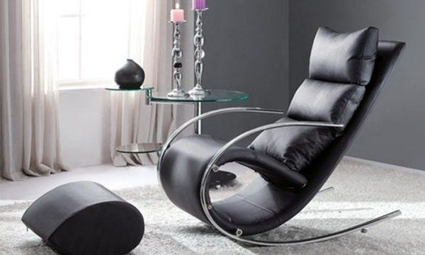 fauteuil à bascule ROCK CHAIR