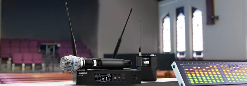 micro sans fil numerique et analogique