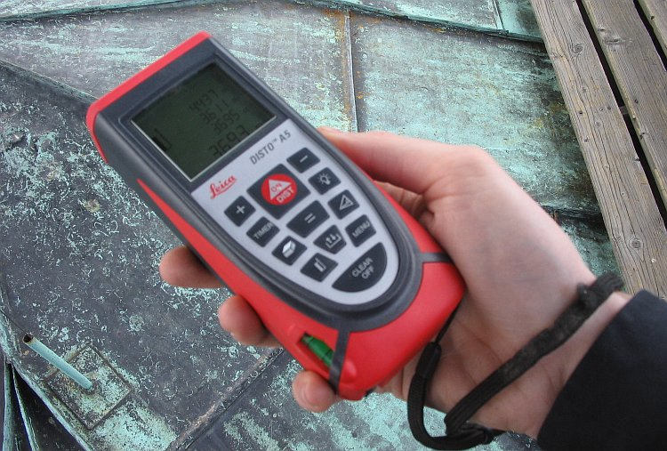 telemetre laser