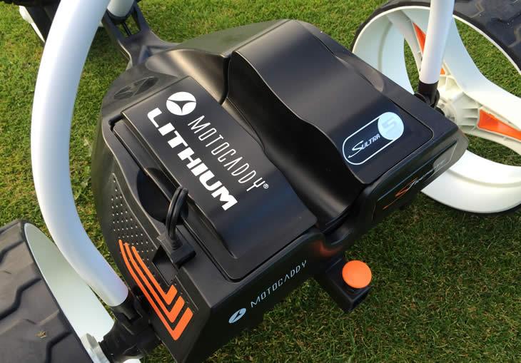 chariot golf electrique 5