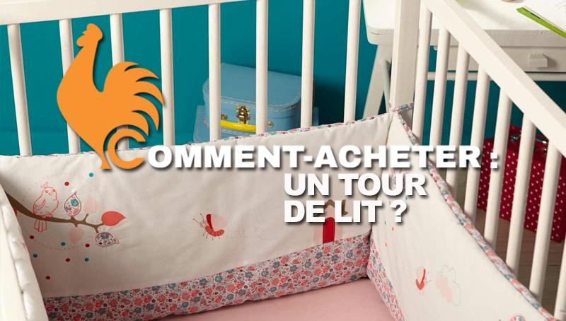 Tour de lit guide d 39 achat test avis meilleur comparatif - Comment mettre le tour de lit ...