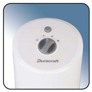 Avis test Duracraft DO1100E Ventilateur colonne silencieux