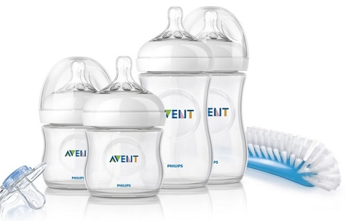 biberon philips avent kit