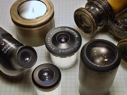 Acheter microscope oculaire