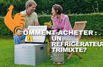reFRIGrRATEUR-TRIMIXTE