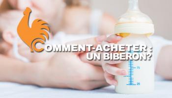 Biberon – Guide d'achat pour choisir le meilleur