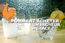 Broyeur à glace – Guide d'achat pour choisir le meilleur