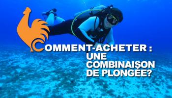 Combinaison de plongée Homme – Guide d'achat pour choisir la meilleure