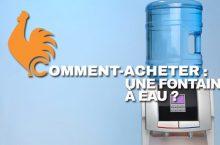 Fontaine à eau (distributeur eau). Guide d'achat pour choisir la meilleure