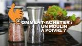 Moulin à poivre – Guide d'achat pour choisir le meilleur