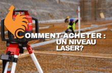 Niveau laser – Guide d'achat pour choisir le meilleur