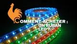 Ruban LED – Guide d'achat pour choisir le meilleur