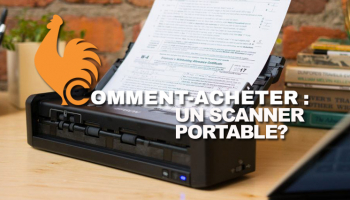 Scanner portable – Guide d'achat pour choisir le meilleur