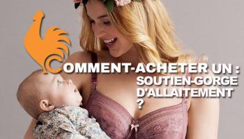 Soutien-Gorge d'allaitement – Guide d'achat pour choisir le meilleur