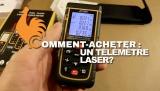 Télémètre laser – Guide d'achat pour choisir le meilleur