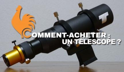 Télescope – Guide d'achat pour choisir le meilleur